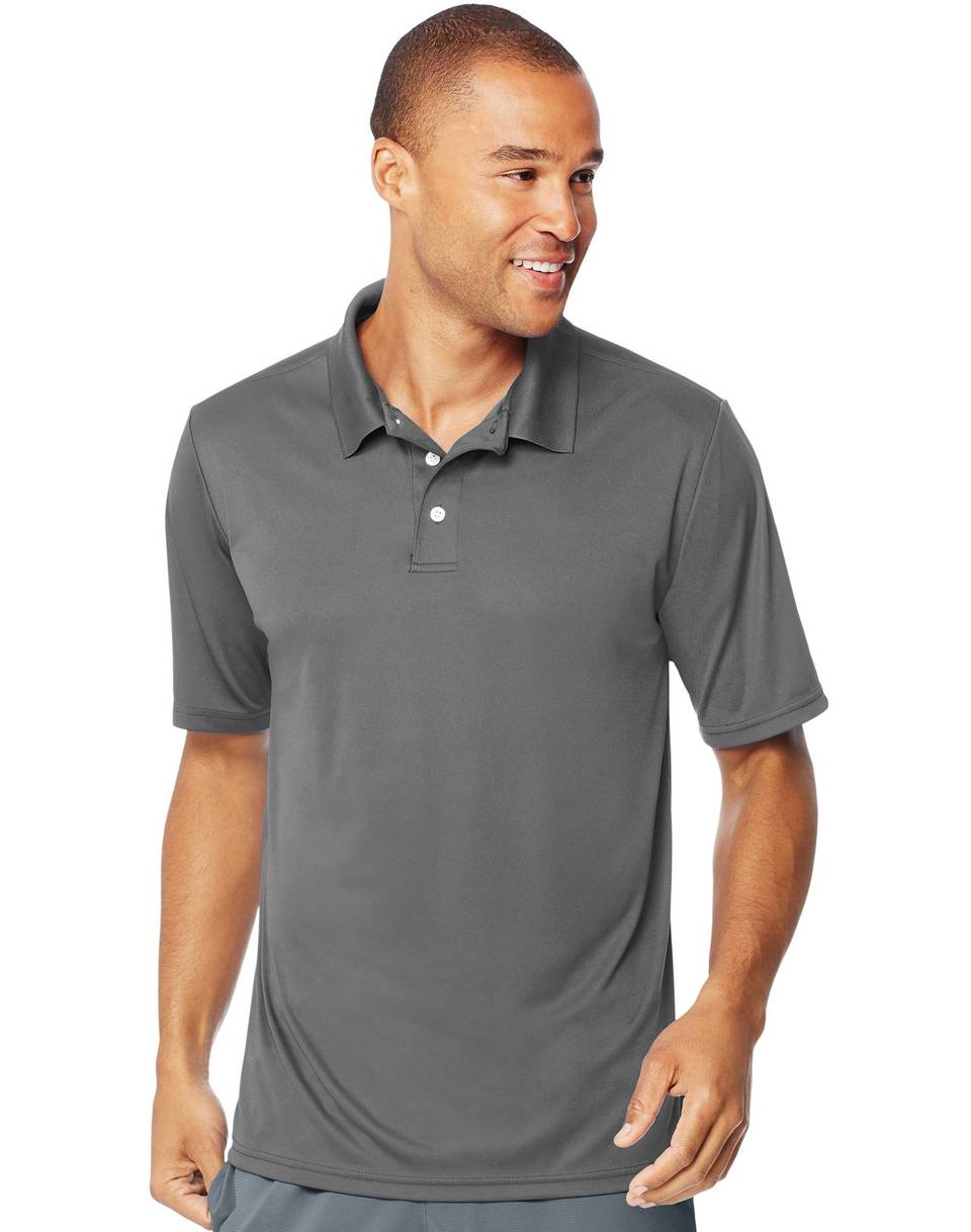 023501fa Sport Men's CoolDri Performance Polo (50+ UPF) - Walmart.com